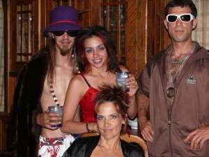Graham, Charlene, Sheri, David