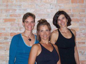 Team Genesis - Jamie, Sheri, Samantha