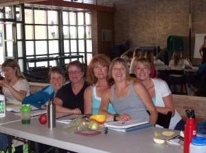 Jill, Tracey, Vicki, Dawn, Erin, Kelly