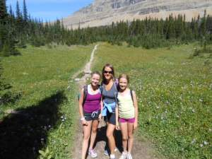 2012 Siyeh Pass hike 041